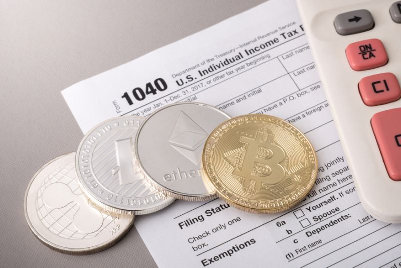 tax for cryptocurrencies in us