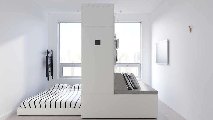 Rognan Robotic Furniture, Apartment Size Furniture Ikea