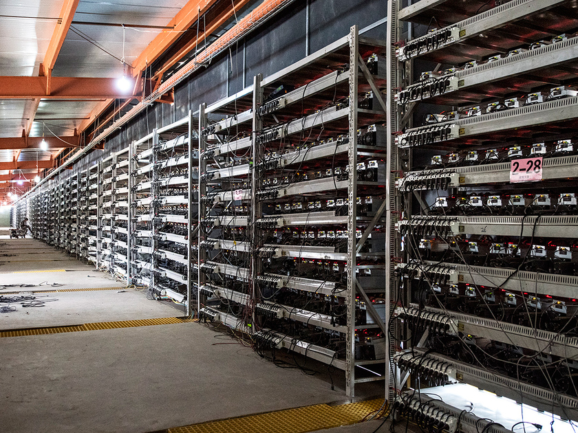 how to profitably mine cryptocurrency november 2021