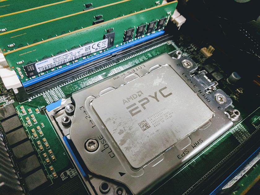 AMD EPYC (before Opteron)
