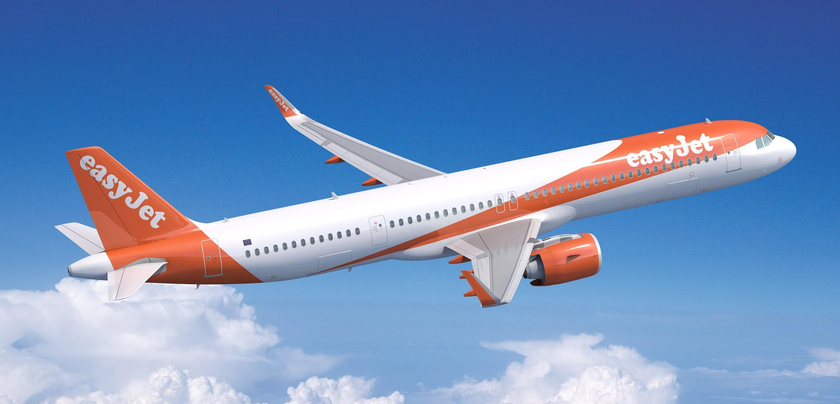 EasyJet is going to implement about 50 different algorithms for predictive TO and repair onboard the courts