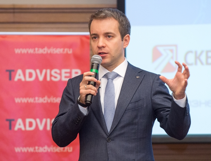 Nikolai Nikiforov made a speech at the TAdviser IT Government Day conference on February 28