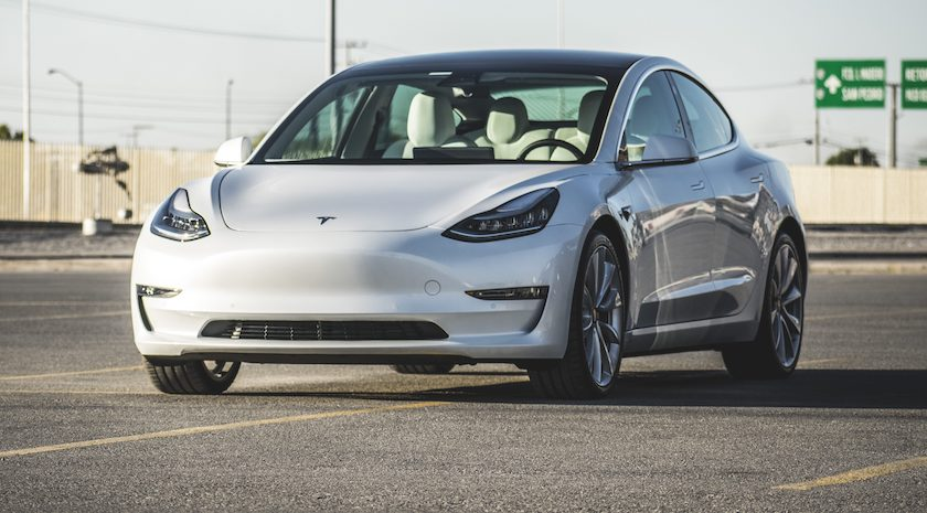 Nearly a half of the electric vehicles Tesla Model 3 are on sale with defects