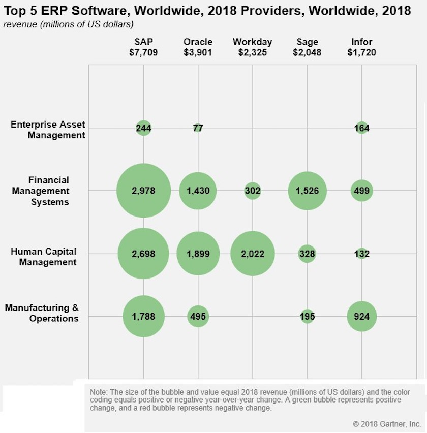 Erp Systems World Market