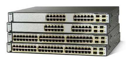 Cisco Catalyst Series of switches