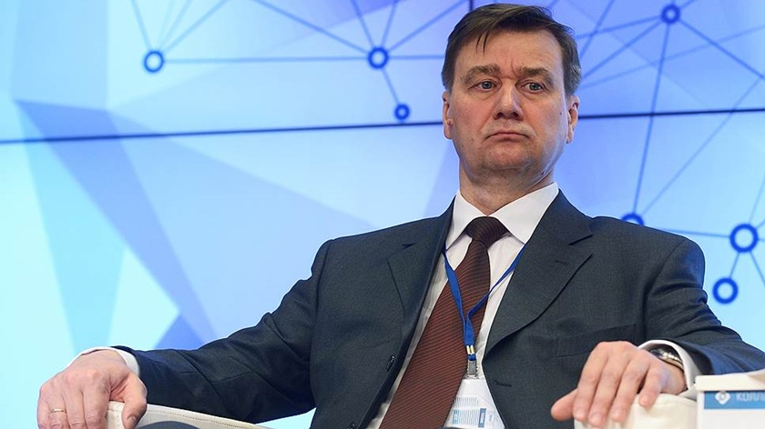Oleg Ivanov works at the deputy minister\'s post since August, 2018<i> (a photo - kommersant.ru)</i>