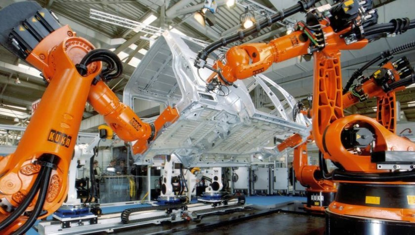 In Russia the number of the implemented industrial robots grew