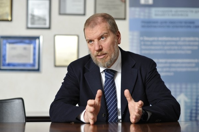 Through two companies Alexey Ananyev owns 60% of Technoserv<i> (a photo - CNews)</i>