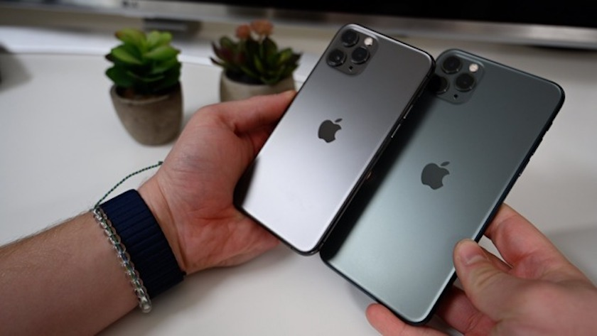RF Exposure Lab stated that iPhone 11 Pro emits the radio-frequency radiation which more than twice exceeds a limit