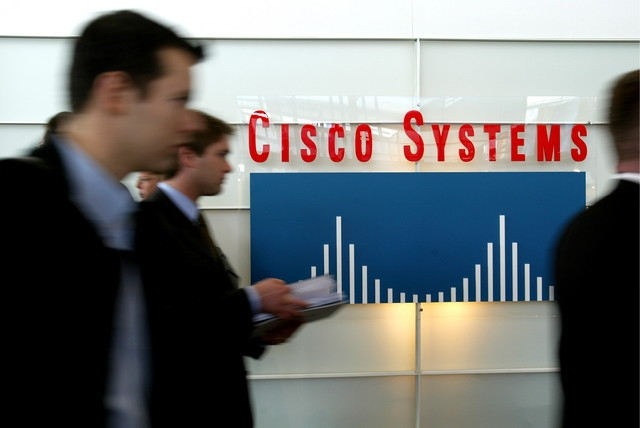 The difficult economic situation in Russia brought down Cisco sales