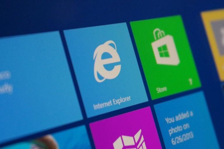 Microsoft stopped support of versions of Internet Explorer below the last