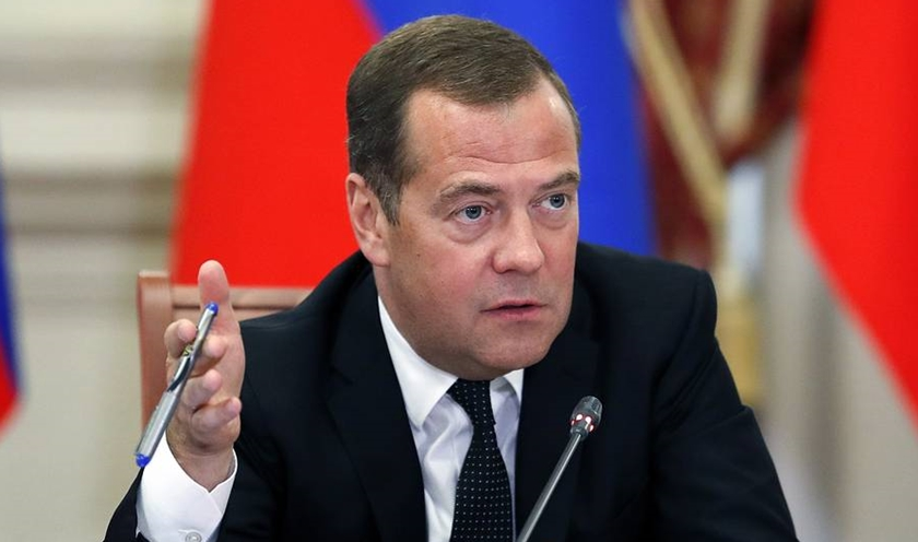 Dmitry Medvedev signed the order approving the concept of transition to GEOP<i> (a photo - TASS)</i>