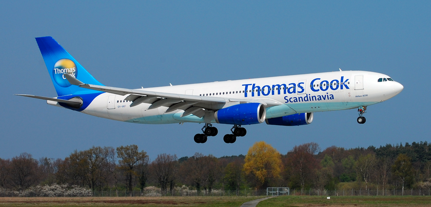 Thomas Cook Airlines Scandinavia uses developments of Honeywell for increase in efficiency of use of fuel and reduction of harmful emissions