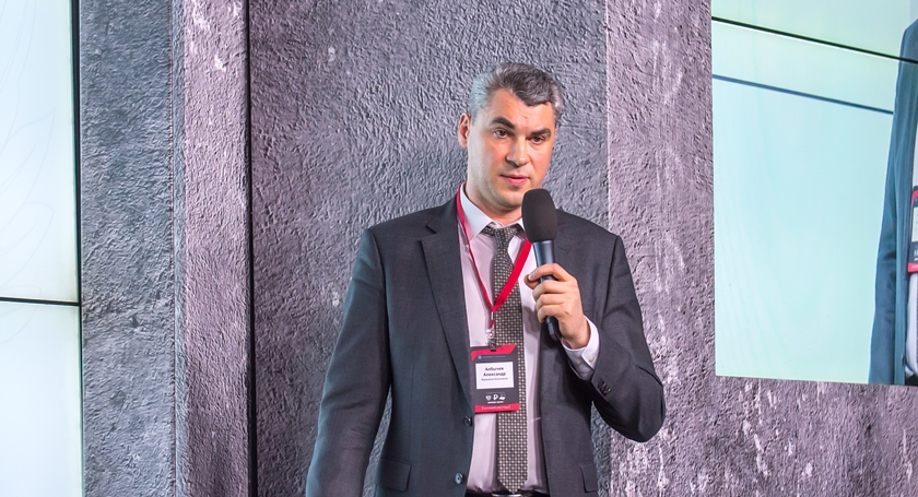 Alexander Albychev, deputy manager of Federal Treasury