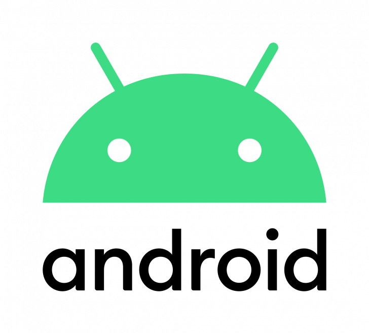 The Android logo provided in August, 2019