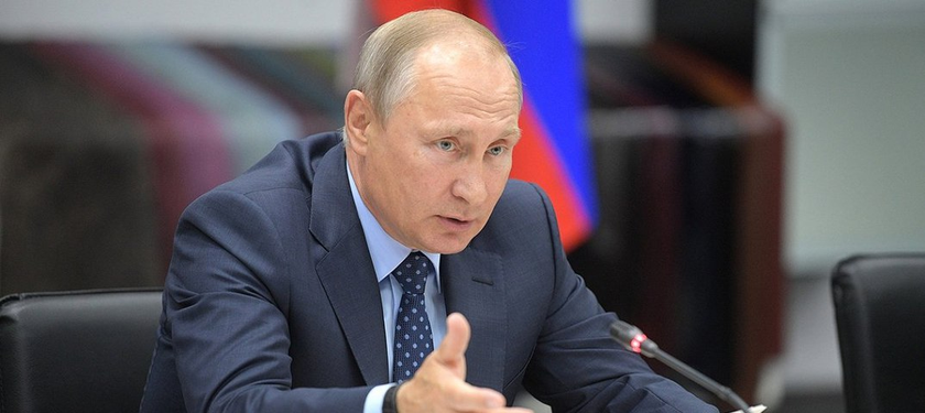 Putin charged to implement the complex state services grouped in life situations
