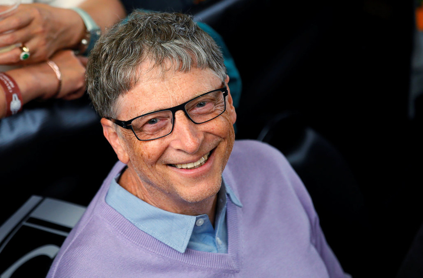 Bill Gates told that in the first days of existence <!--LINK 0:113--> worked without days off and did not take a vacation