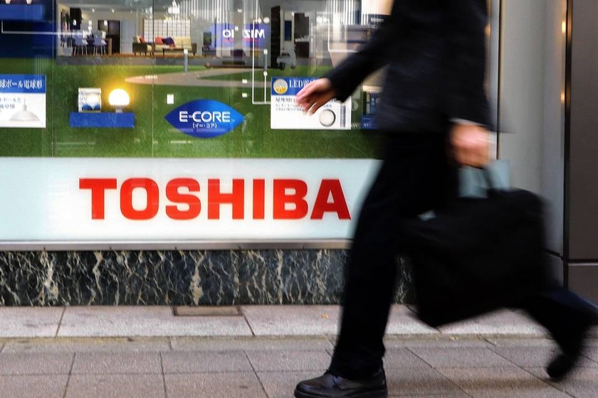 Toshiba will pay a record penalty for frauds with accounting