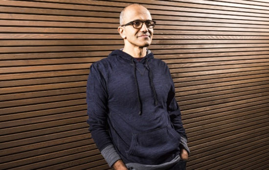 Satya Nadella is almost highest paid chief executive officer in the world
