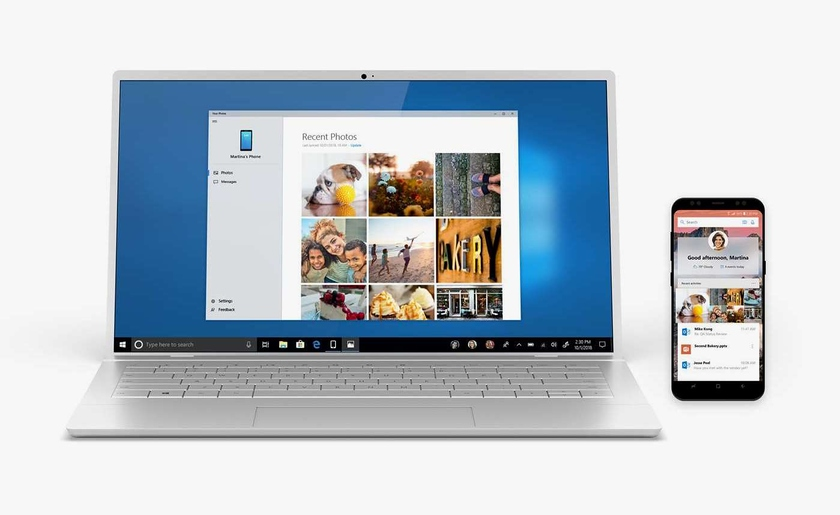 All Android-applications can be started in Windows 10 now