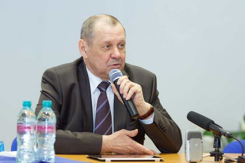 The first deputy director general of Rosatom Ivan Kamenskikh