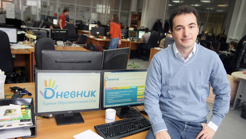 """RTK-Dnevnik\"" Gabriel Levi — the founder and the CEO of \""Дневник.ру\"" will head"