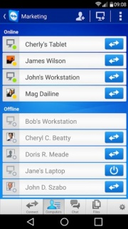 TeamViewer (remote control and VKS)