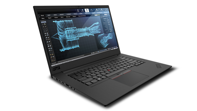 Lenovo Thinkpad P1 notebook