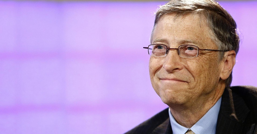 Bill Gates wanted to pay more taxes