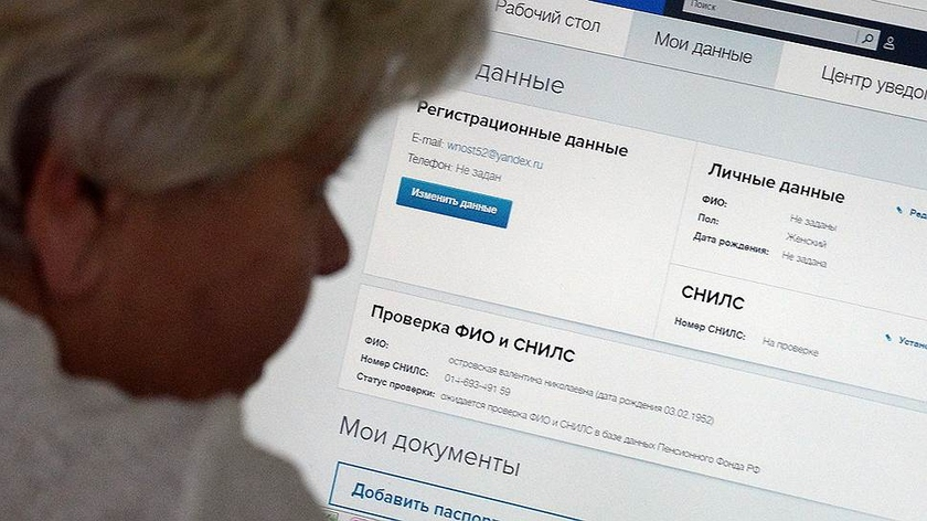Most often Russians visit the websites of different departments and the portal of state services to pay taxes and penalties and to learn data of official statistics