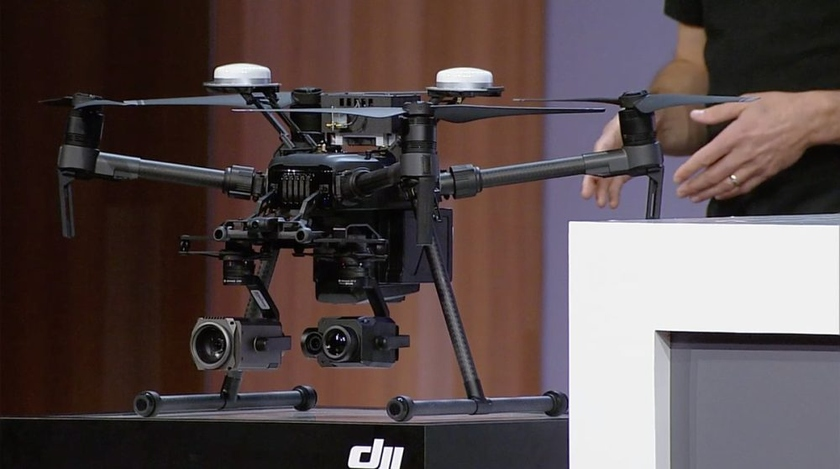 Drones will work at Windows 10