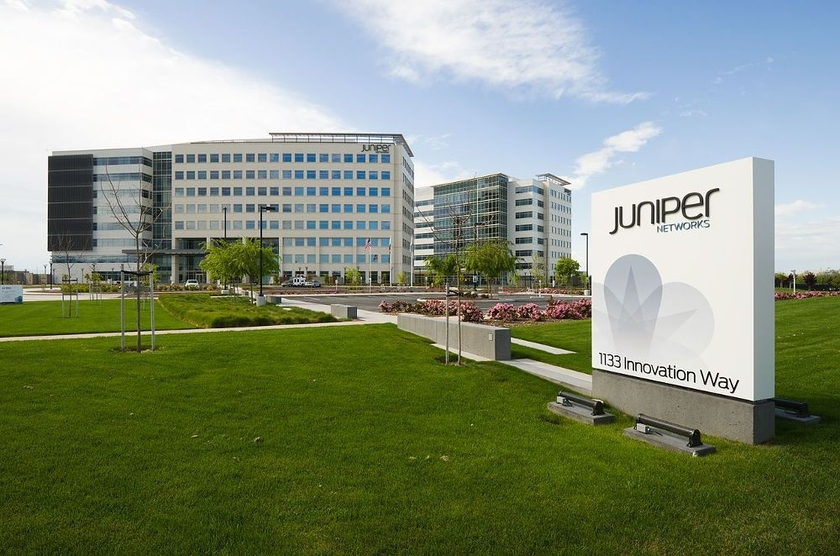 Results of year of Juniper Networks: fall of profit twice