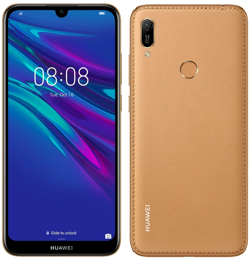 Huawei Y-series of smartphones