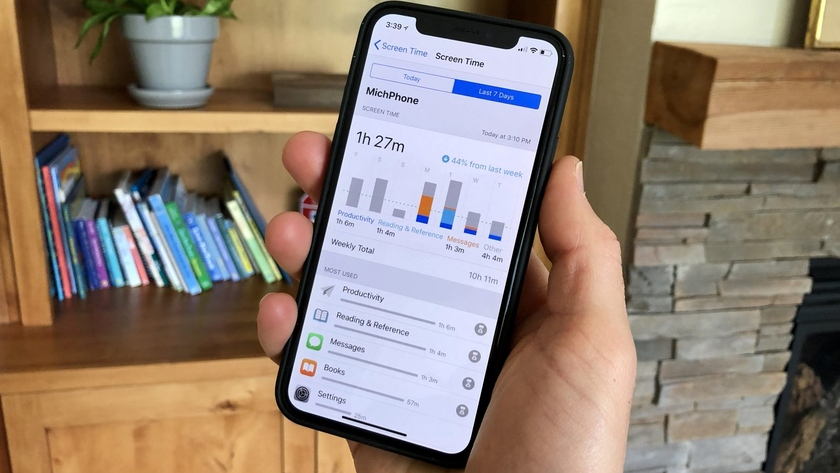 Thanks to the Screen Time function which will appear in access in the new version of operating system iOS 12 users will be able to control usage time of applications