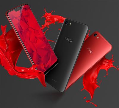 Vivo Y-series Smartphones