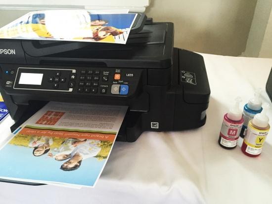 Epson L-series of printers