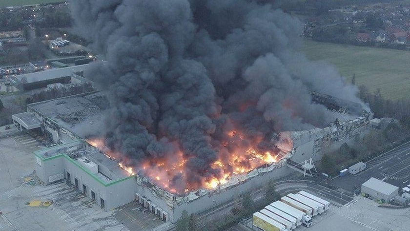 Losses from the fire in the warehouse Ocado made $137 million