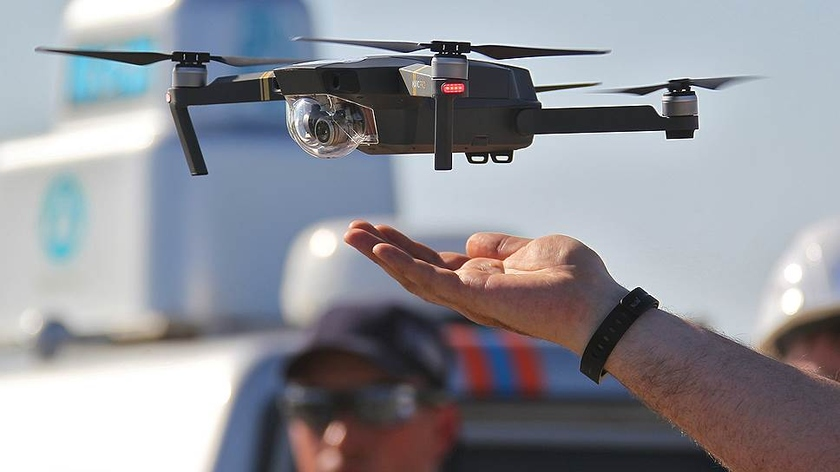 The popularity of video content on social networks provokes Russians to purchase of unmanned aerial vehicles