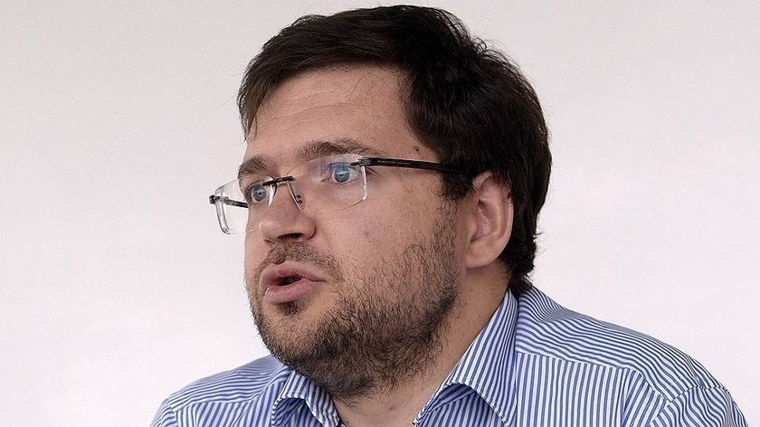 CEO of Mail.ru Group Boris Dobrodeyev