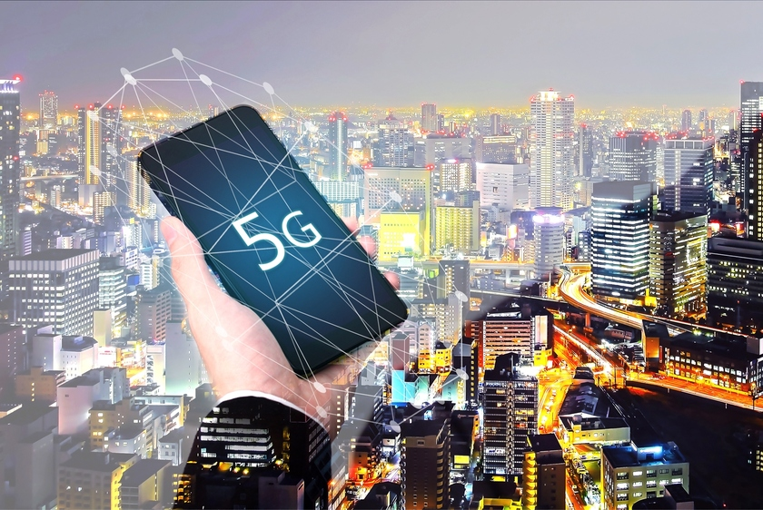 The 5G smartphones share in the market will exceed 15%