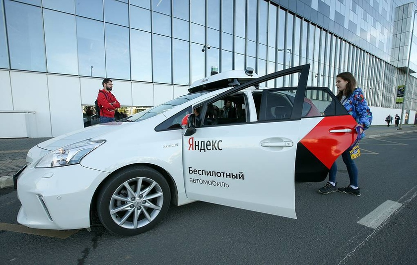 The Government of the Russian Federation prepares for start of pilotless cars