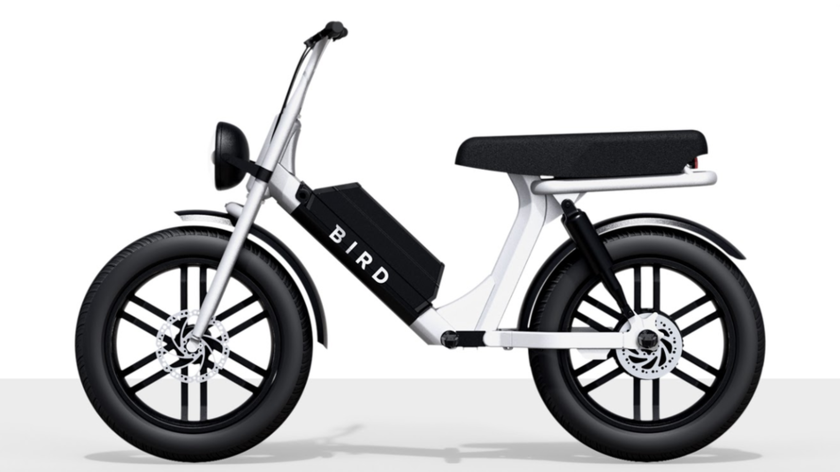 The first-ever electrohybrid of the scooter and bicycle is provided