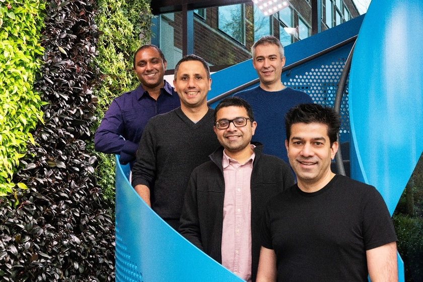 Heads of Citus Data and cloud division of Microsoft