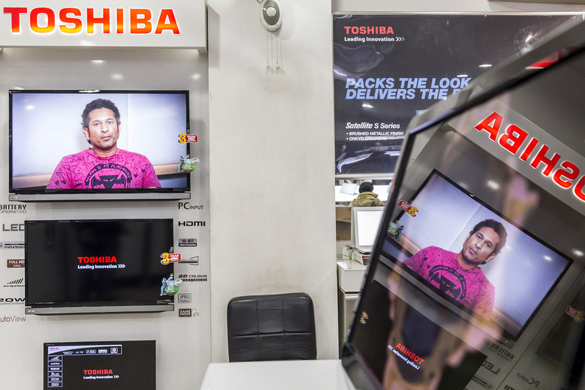 Toshiba announced sale of television business to the Chinese producer of Hisense Group electronics