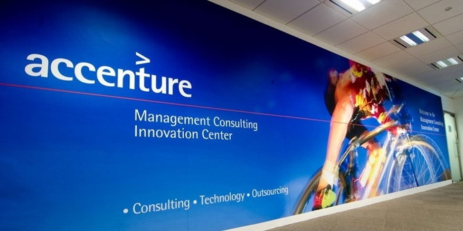 Accenture purchased two Agile-developer for development of the concept of Industry X.0
